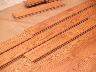 prefinished wood floors