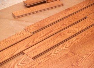prefinished wood floors