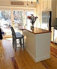 spruce hardwood floors