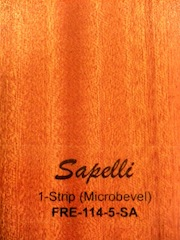 sapelli wood floor