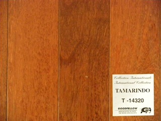 tamarindo wood floor