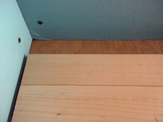installing hardwood floors