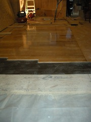 engineered white oak hardwood flooring