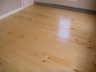 Project White Pine Flooring Installation Tips