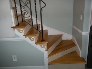 Superbe Trimming Out Stairway With Wall Stringers   Carpentry   DIY Chatroom Home  Improvement Forum