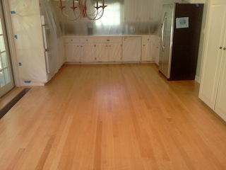 maple floors
