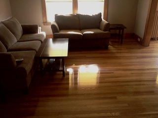 White Oak Hardwood Floors