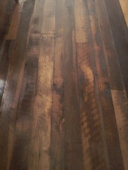 reclaimed skipped oak
