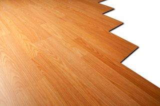 bề mặt chống xước của sàn gỗ công nghiệp đức