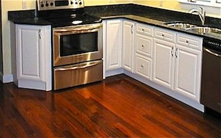 santos mahogany hardwood floors