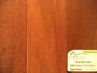 tigerwood wood floor