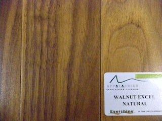walnut wood floor