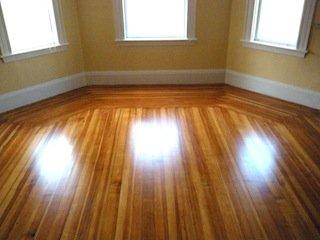 heartpine hardwood floors