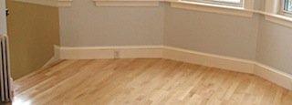 maple wood floor