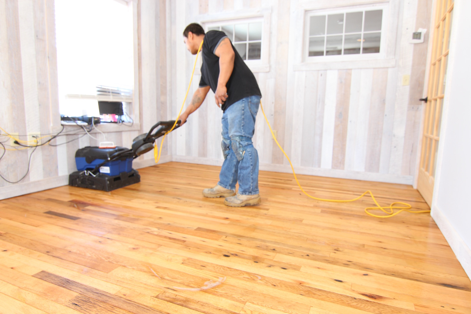 how to clean your wood floors