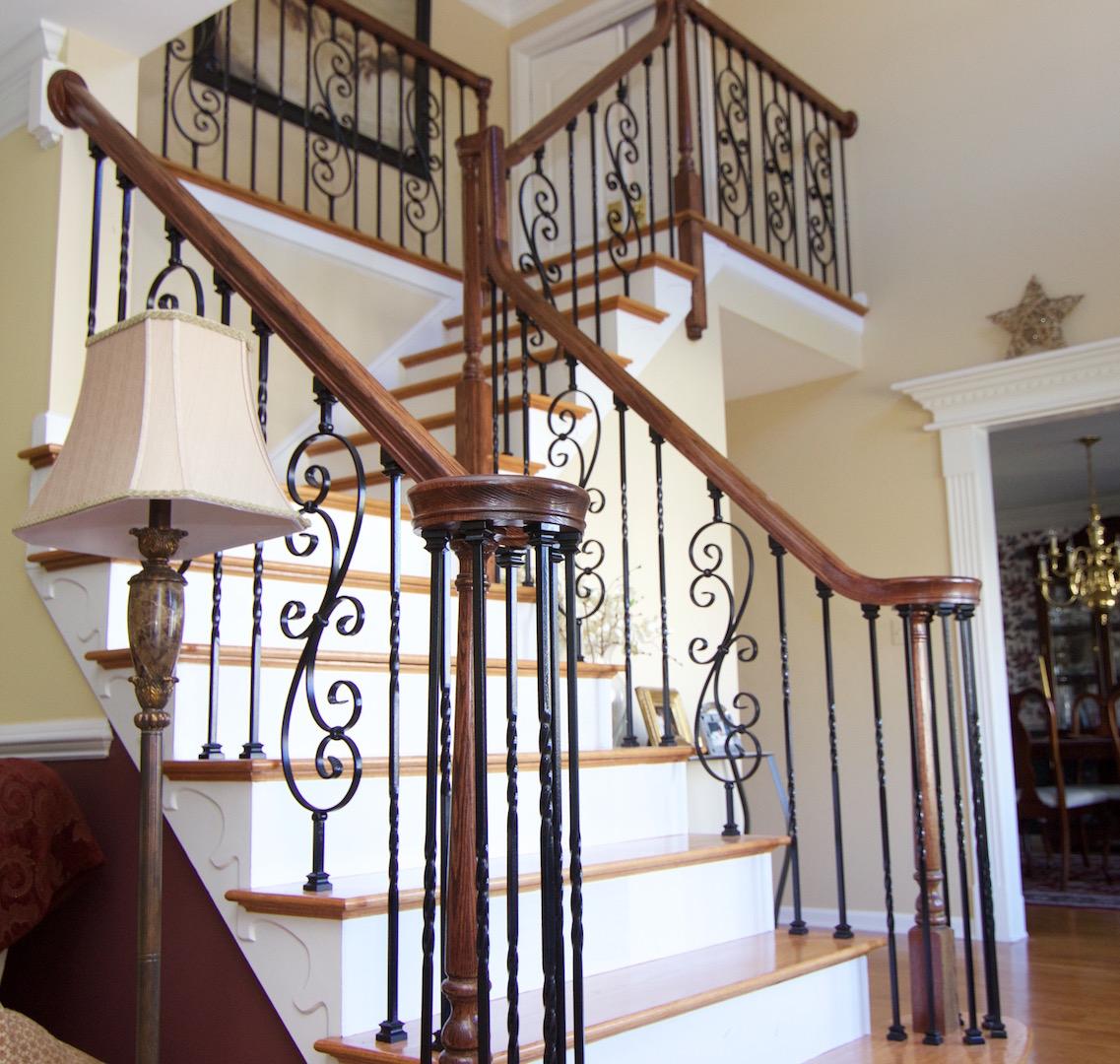 gunstock stairs