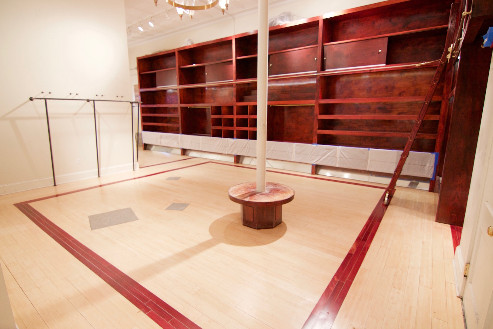 commercial hardwood flooring
