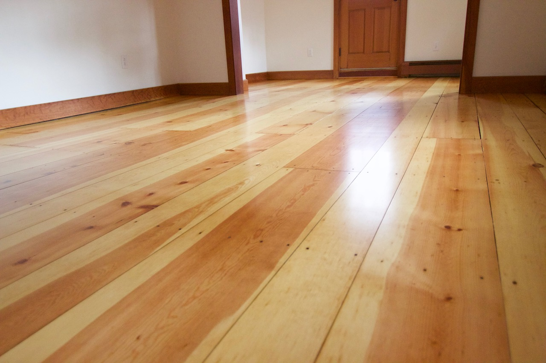 hardwood floor preparation