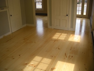 Hardwood Floor Sealer condition and only the finish is worn with minor scratches in it or a dull look then this system is perfect for you for about the price of sanding After Sanding And Applying Three Coats Of Oil Base Satin Polyurethane These Floors Are Ready For Move In And Foot Traffic