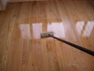 Polyurethane Floor Finish Effortlessly Apply Like A Pro