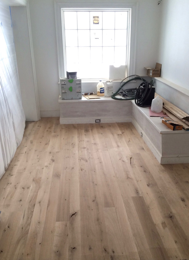 Reclaimed Oak Flooring Get This Look Without The Price