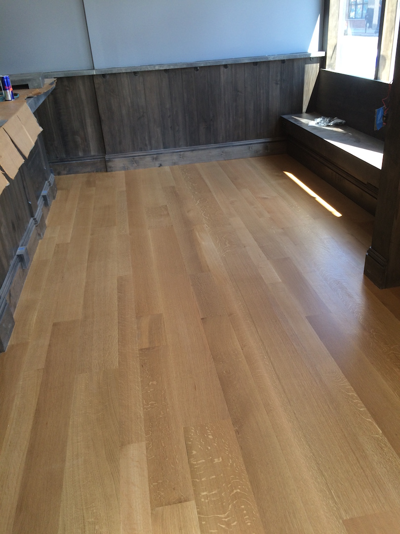 Why Is Glue So Important? The Glue Is Additional Fasteners For Wide Planks  Wider Than 5 Inches. If, You Donu0027t Use Flooring Adhesives.