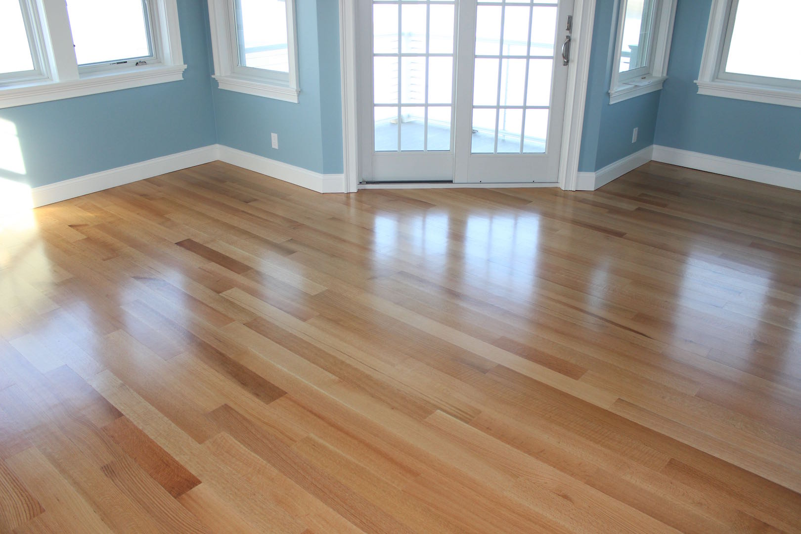 Residential hardwood flooring gallery images of for Hardwood floor finishes