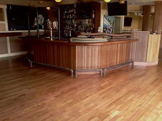 Commercial flooring gallery massachusetts for Commercial bar flooring