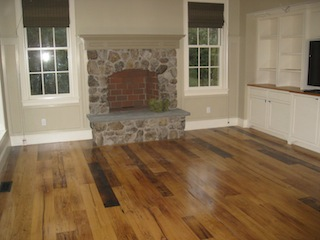 reclaimed chestnut hardwood flooring