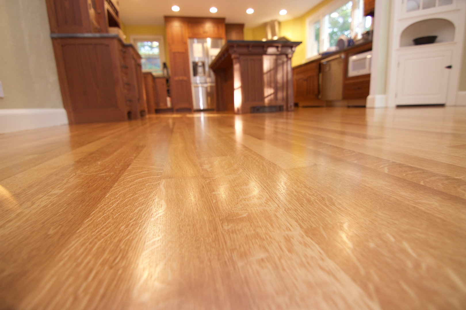 Polyurethane floor finish, Effortlessly apply like a pro