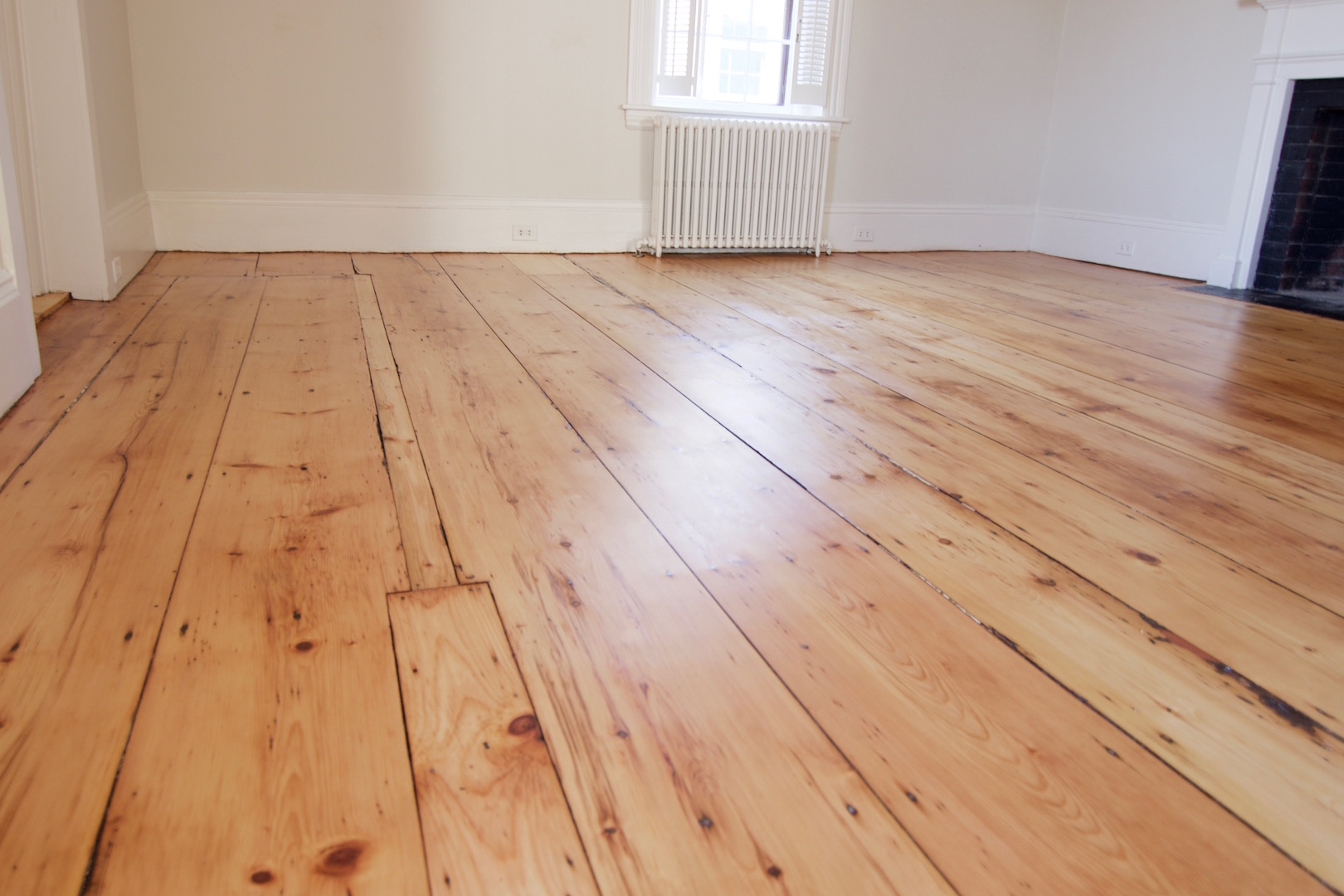 White pine flooring installation tips for Natural floors