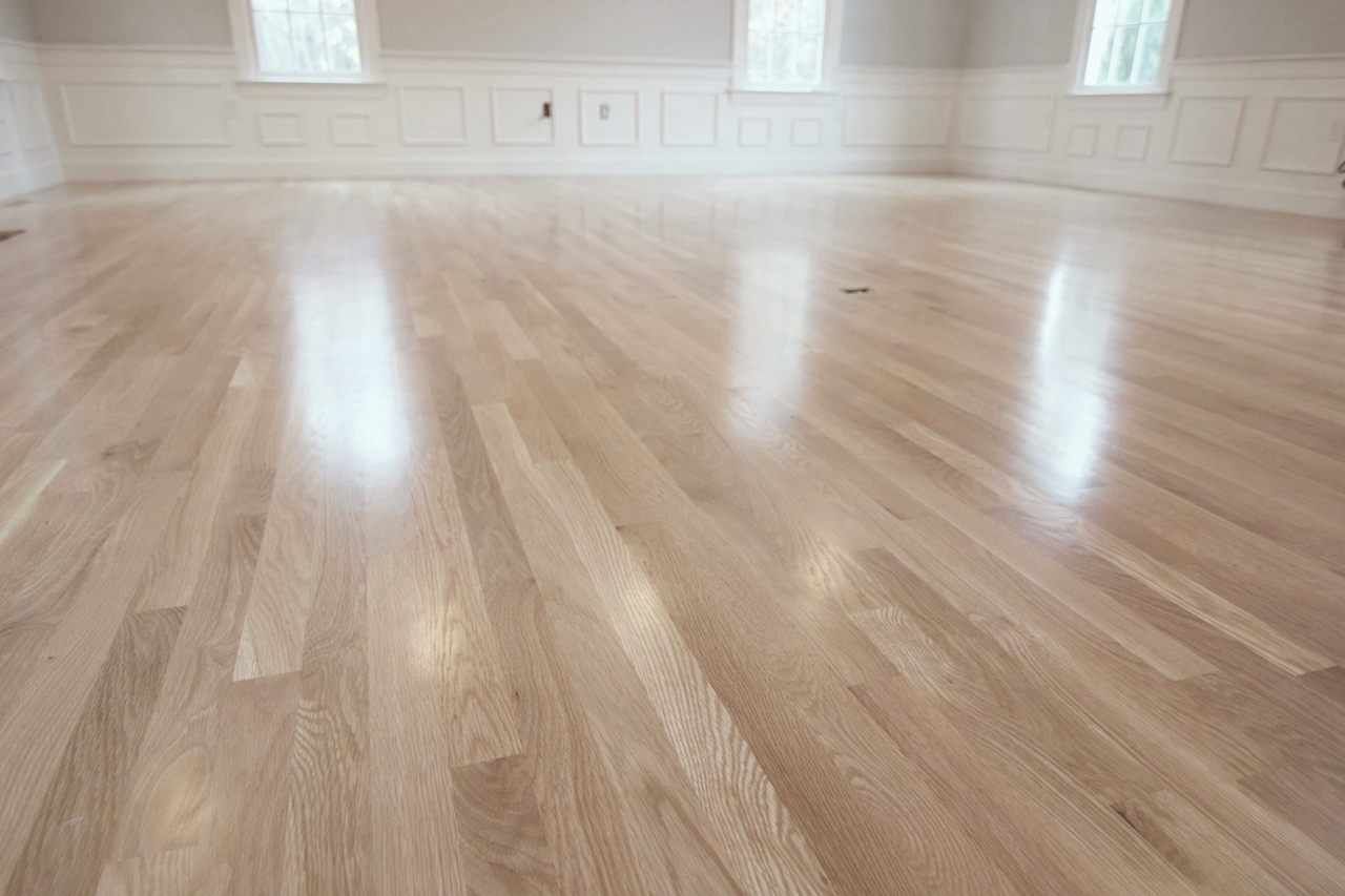Residential Hardwood Flooring Images