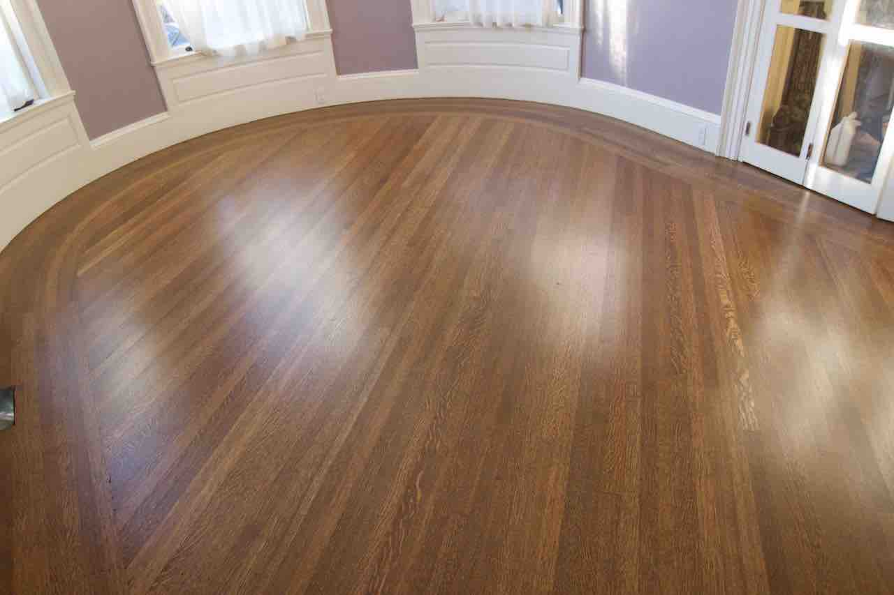 wood floor stain