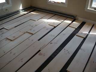 From Traditional To Modern White Pine Flooring