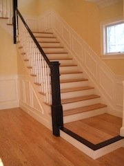 Red Oak Staircase