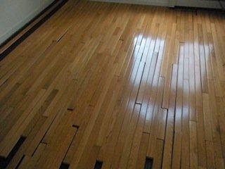 floor laying