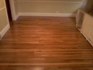 white oak floors