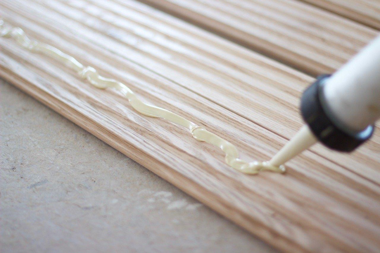 plank flooring installation